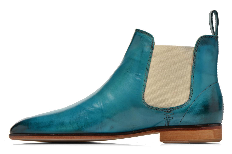 Boots Melvin & Hamilton Susan 10 Blå bild från framsidan