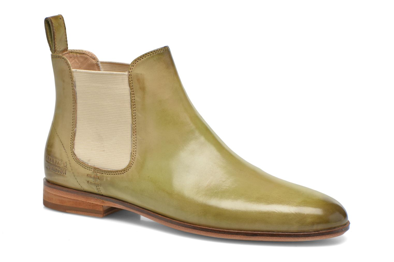 Ankelstøvler Melvin & Hamilton Susan 10 Grøn detaljeret billede af skoene