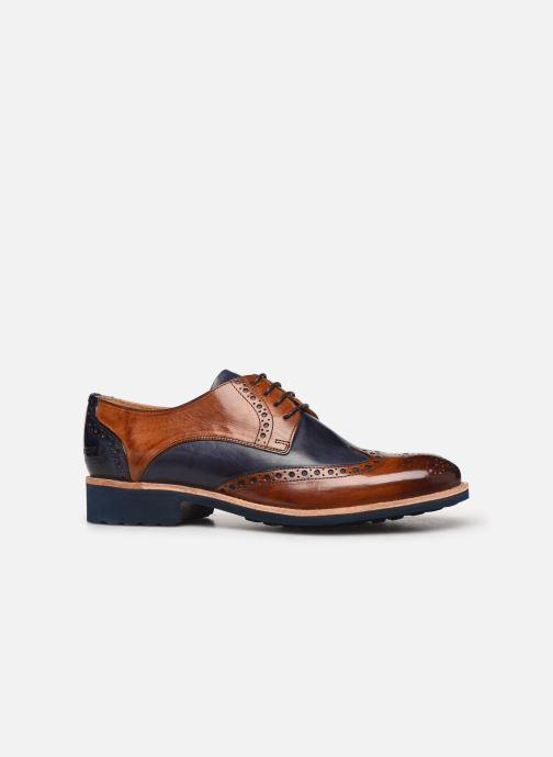 Zapatos con cordones Melvin & Hamilton Amelie 3 Azul vistra trasera