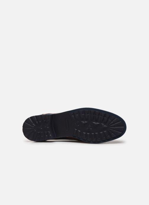 Chaussures à lacets Melvin & Hamilton Amelie 3 Bleu vue haut