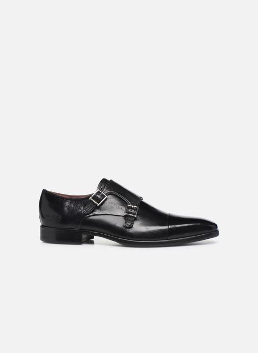 Schuhe mit Schnallen Melvin & Hamilton Lance 1 schwarz ansicht von hinten