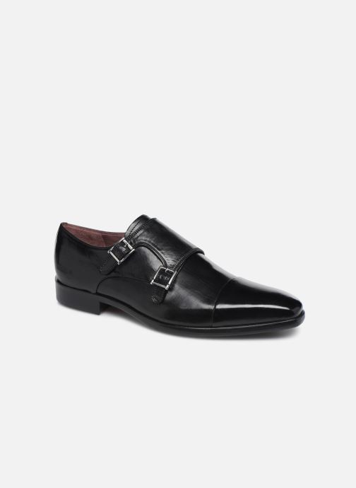 Loafers Melvin & Hamilton Lance 1 Black detailed view/ Pair view