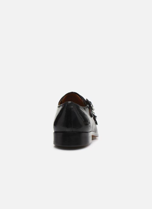 Chaussure à boucle Melvin & Hamilton Lance 1 Noir vue droite