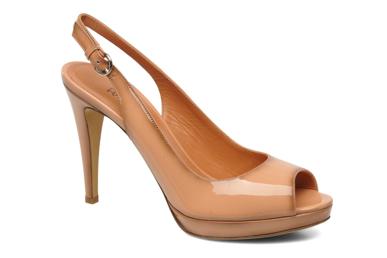 Sandales et nu-pieds Eva Turner Melda Rose vue détail/paire