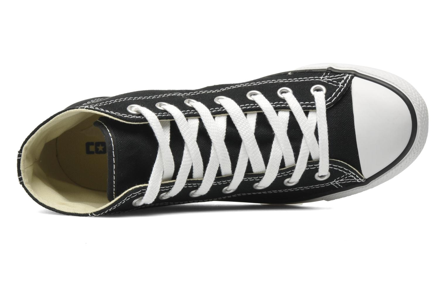 Sneakers Converse All Star Dainty Canvas Mid W Zwart links