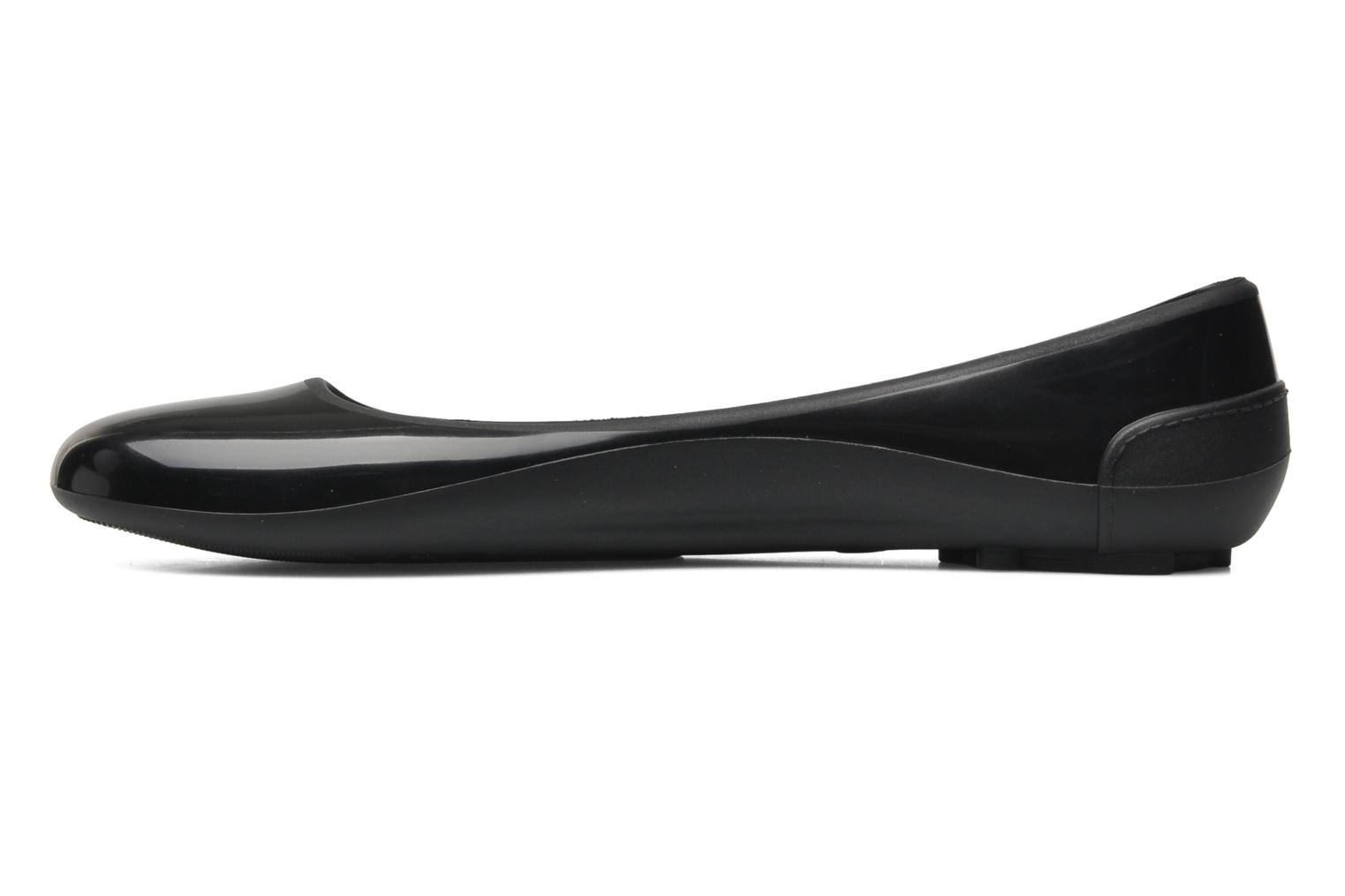 Ballet pumps Méduse Salsada Black front view
