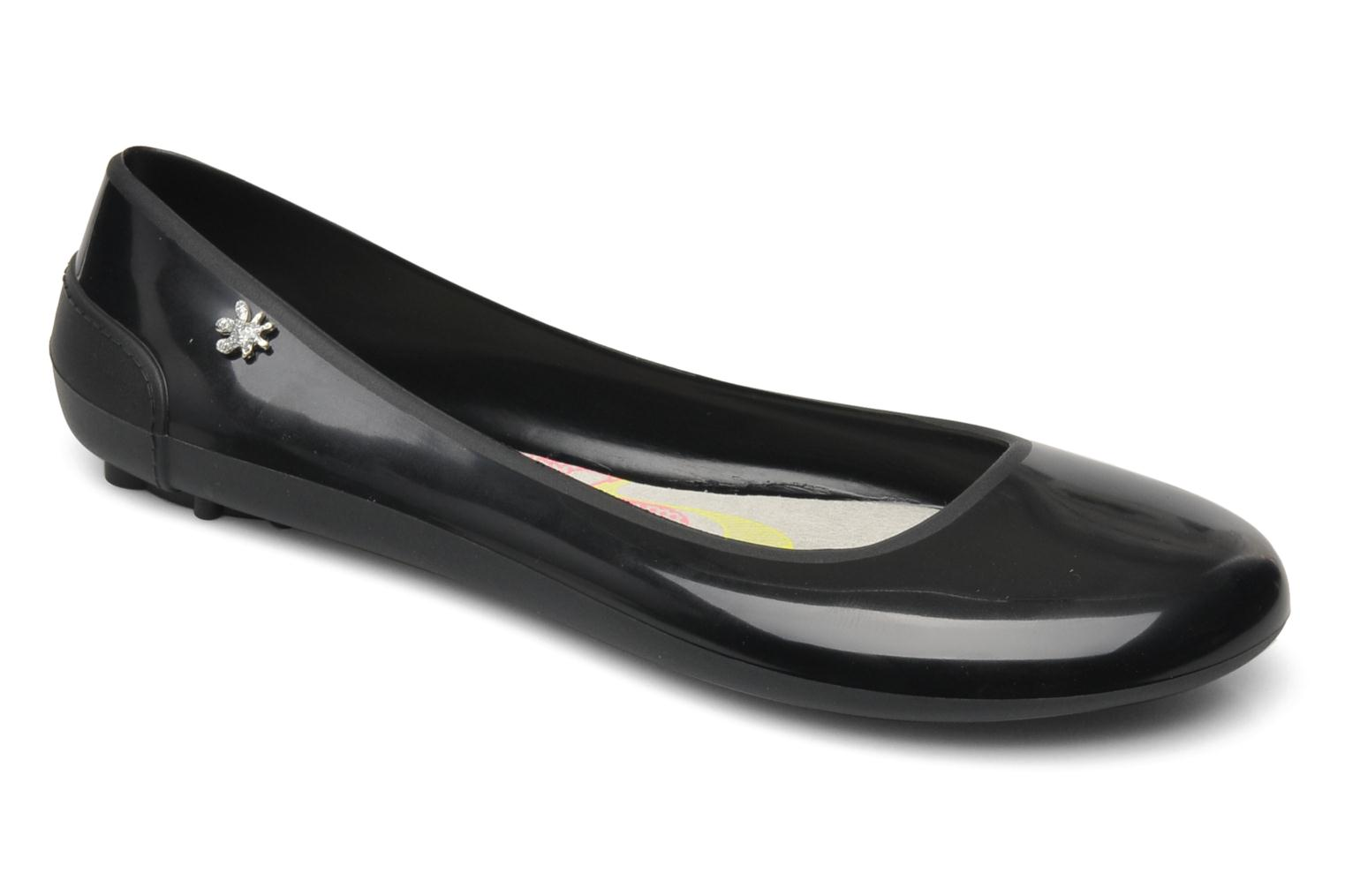 Ballet pumps Méduse Salsada Black detailed view/ Pair view