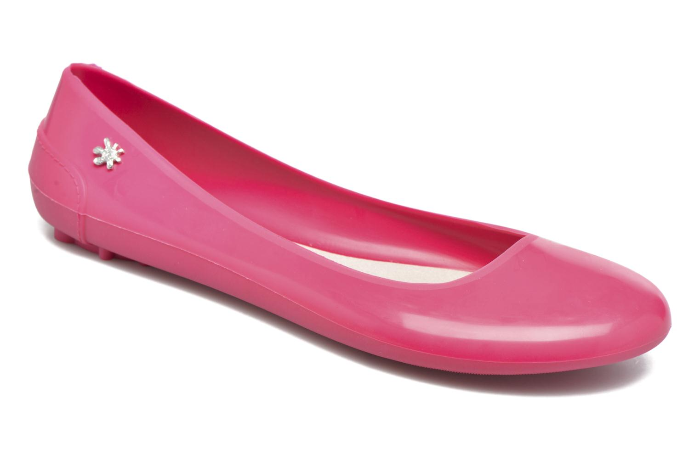 Ballet pumps Méduse Salsada Pink detailed view/ Pair view