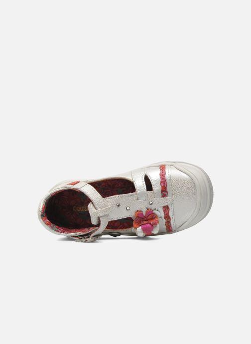 Sandales et nu-pieds Catimini CHEVREFEUILLE Argent vue gauche