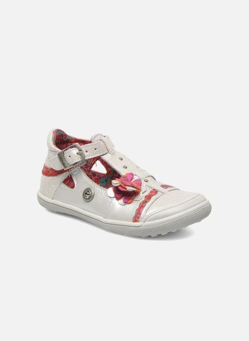 Sandales et nu-pieds Catimini CHEVREFEUILLE Argent vue détail/paire