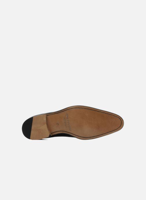 Chaussures à lacets Marvin&Co Luxe Wade - Cousu Goodyear Noir vue haut