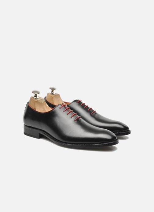 Lace-up shoes Marvin&Co Luxe Wade - Cousu Goodyear Black 3/4 view