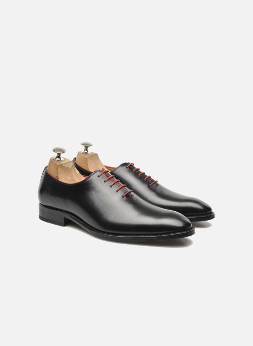 Schnürschuhe Marvin&Co Luxe Wade - Cousu Goodyear schwarz 3 von 4 ansichten
