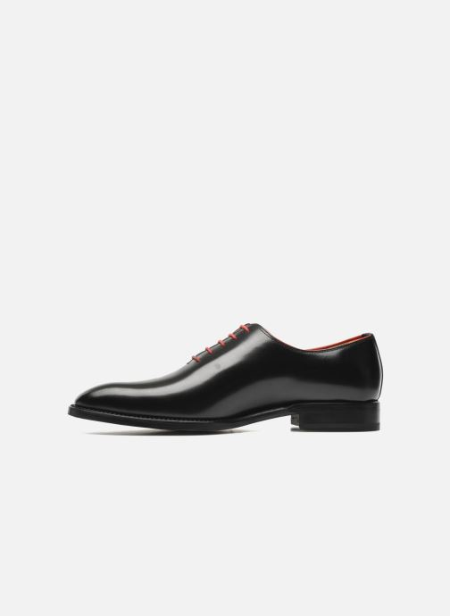 Lace-up shoes Marvin&Co Luxe Wade - Cousu Goodyear Black front view
