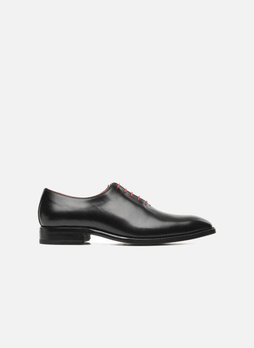 Zapatos con cordones Marvin&Co Luxe Wade - Cousu Goodyear Negro vistra trasera