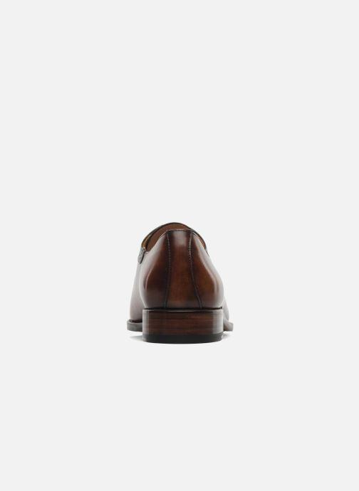 Schnürschuhe Marvin&Co Luxe Walburg - Cousu Goodyear braun ansicht von rechts