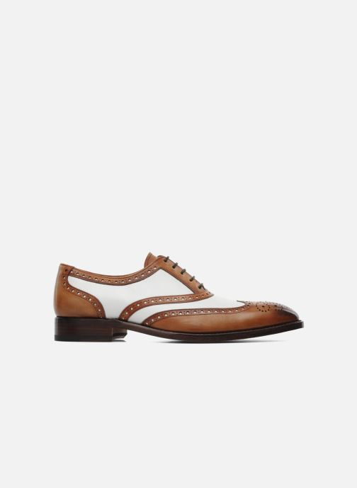 Lace-up shoes Marvin&Co Luxe Waldemar - Cousu Goodyear Brown back view