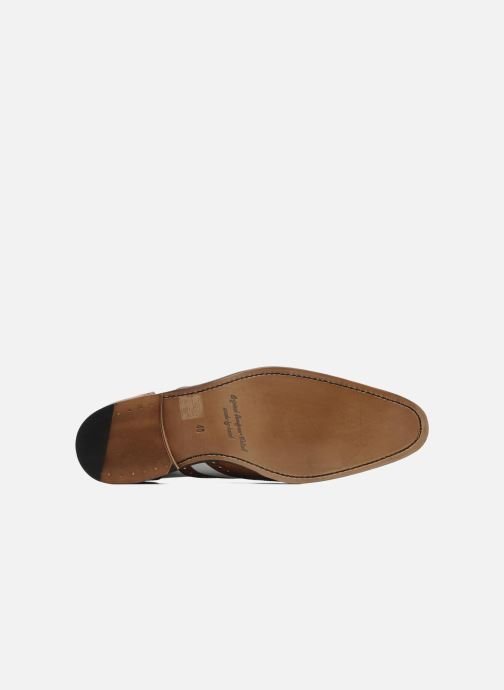 Lace-up shoes Marvin&Co Luxe Waldemar - Cousu Goodyear Brown view from above