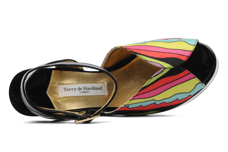 Sandalen Terry de Havilland Trippy Multicolor links