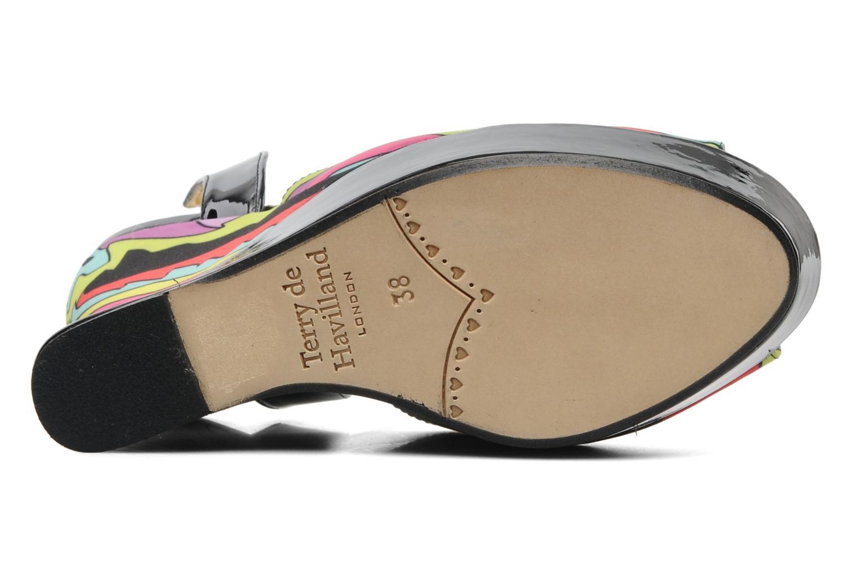 Sandalen Terry de Havilland Trippy Multicolor boven