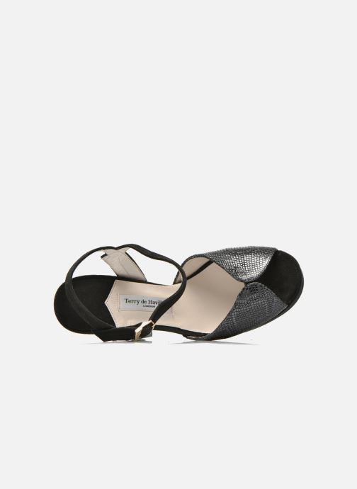 Sandales et nu-pieds Terry de Havilland Coco Multicolore vue gauche