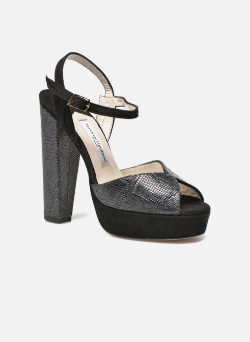 Sandales et nu-pieds Terry de Havilland Coco Multicolore vue détail/paire