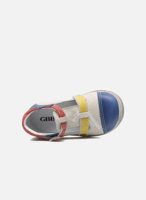 Sandales et nu-pieds GBB GEO Gris vue gauche