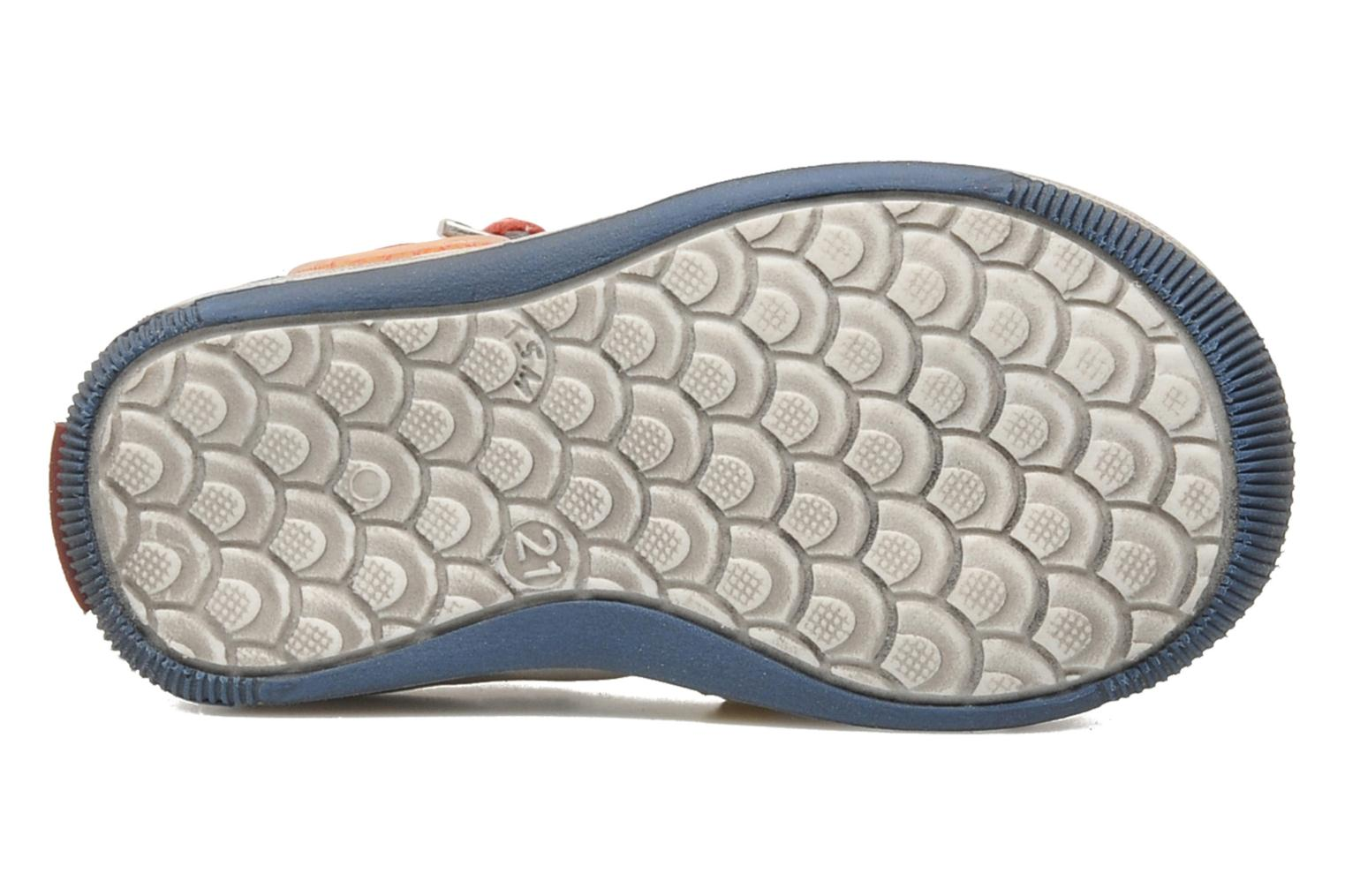 Sandals GBB GEO Grey view from above