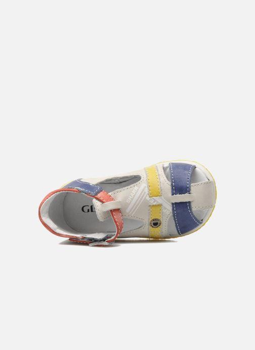 Sandales et nu-pieds GBB GEORGIO Gris vue gauche