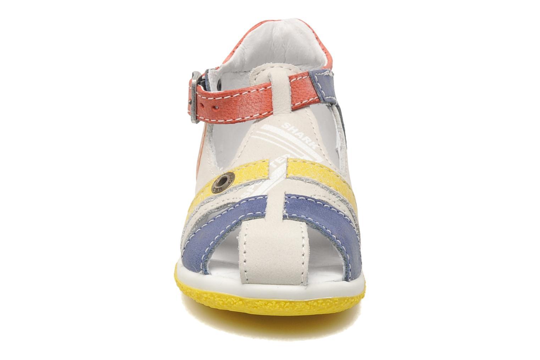 Sandals GBB GEORGIO Grey model view