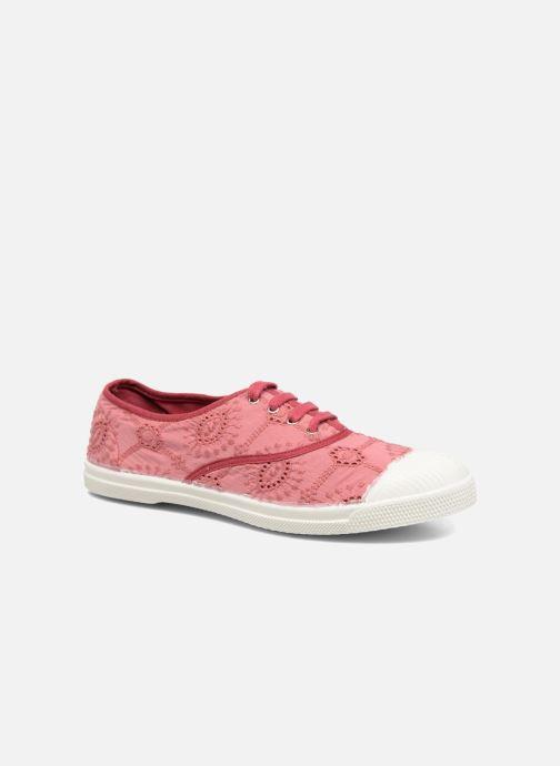 Sneakers Bensimon Tennis Broderie Anglaise Rosa vedi dettaglio/paio