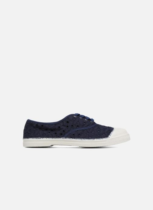 Sneakers Bensimon Tennis Broderie Anglaise Azzurro immagine posteriore