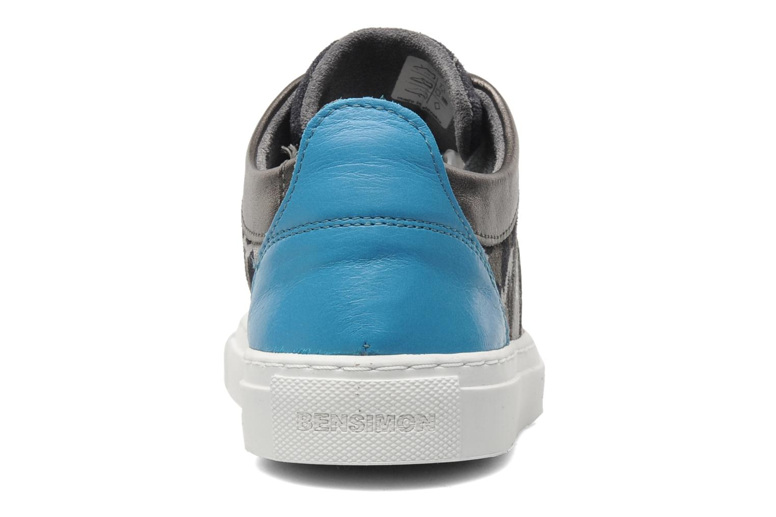 Trainers Bensimon Flexys Camocolor Multicolor view from the right