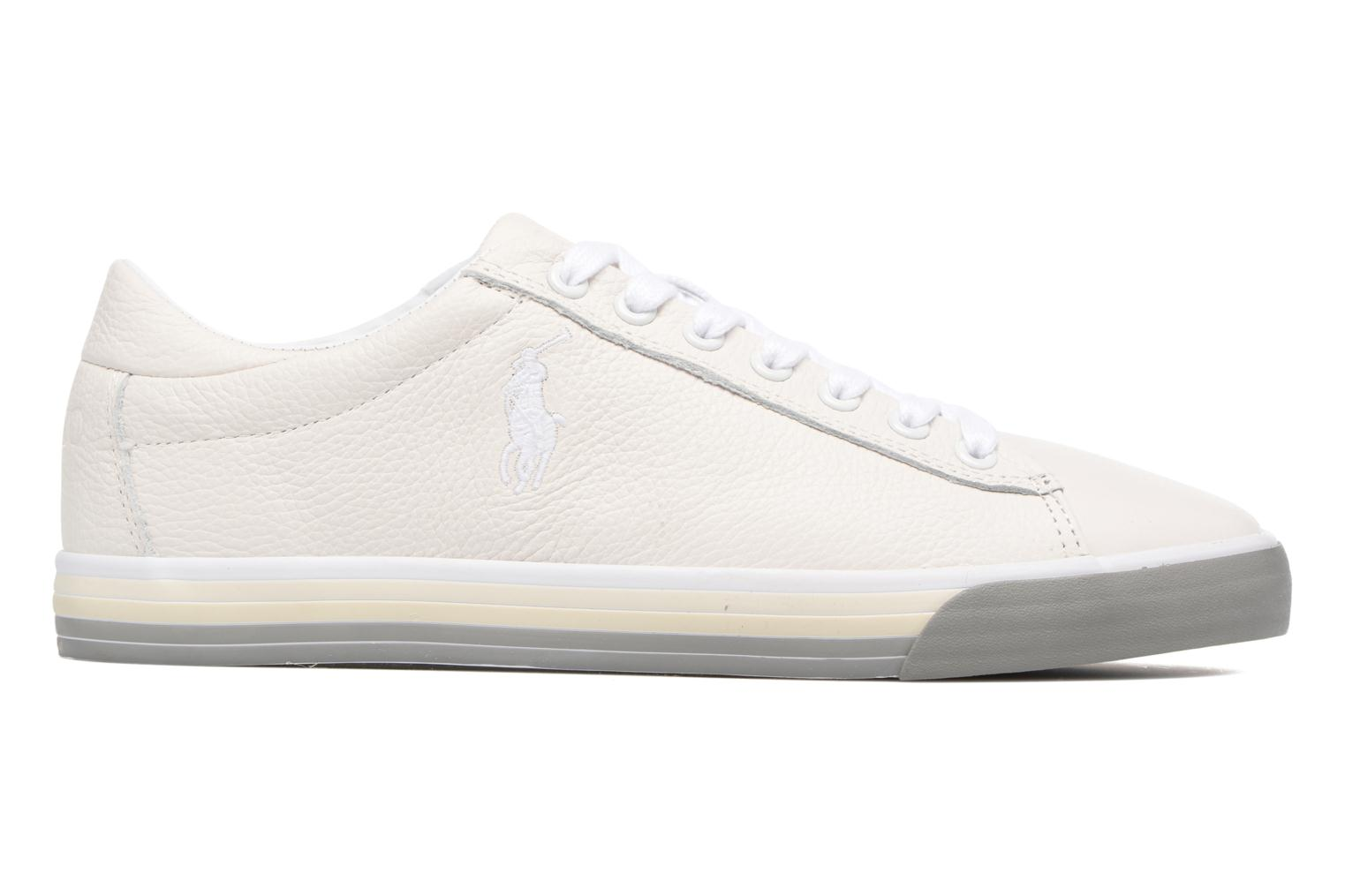 Baskets Polo Ralph Lauren Harvey Blanc vue derrière