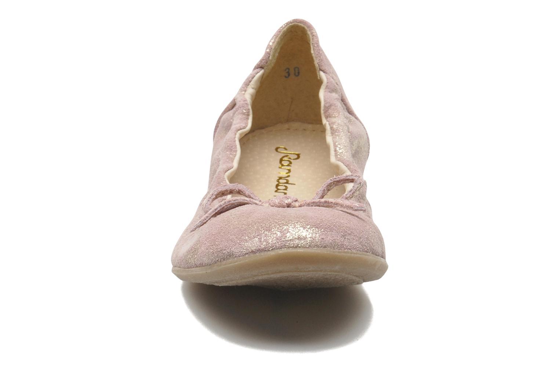 Ballerinas Ramdam by GBB LISBONNE rosa schuhe getragen