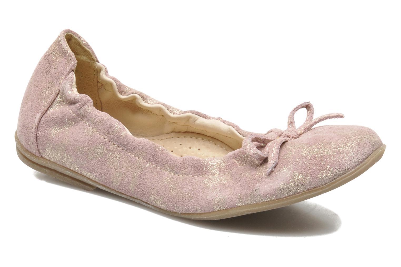 Ballerinas Ramdam by GBB LISBONNE rosa detaillierte ansicht/modell