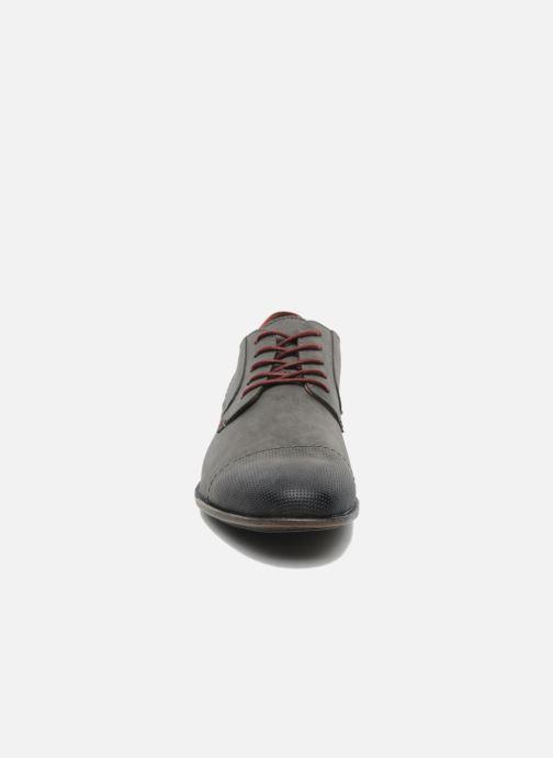 Zapatos con cordones I Love Shoes Suréponds Gris vista del modelo