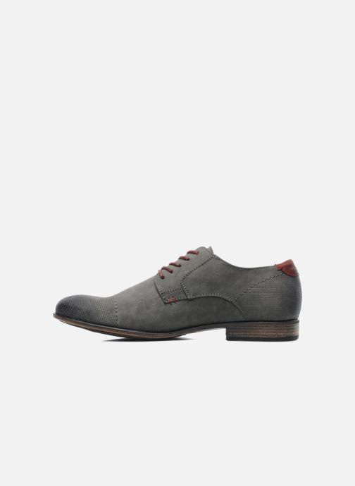 Chaussures à lacets I Love Shoes Suréponds Gris vue face
