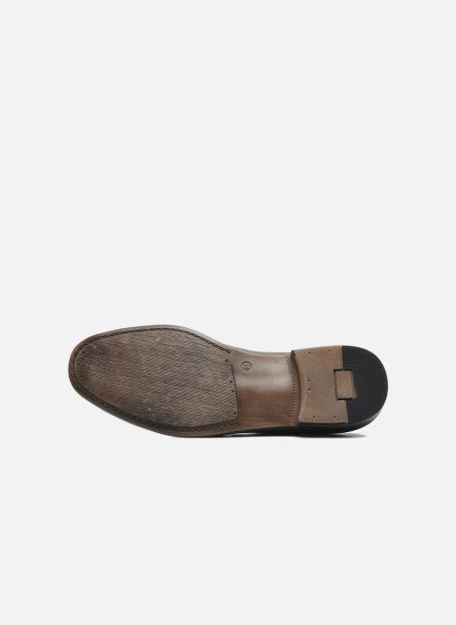 Zapatos con cordones I Love Shoes Suréponds Gris vista de arriba