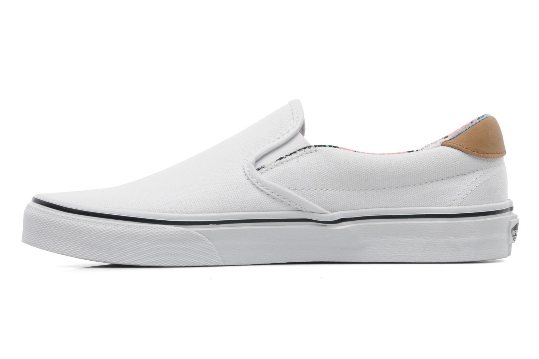 Sneakers Vans Slip-On 59 Wit voorkant