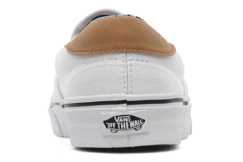 Sneakers Vans Slip-On 59 Wit rechts