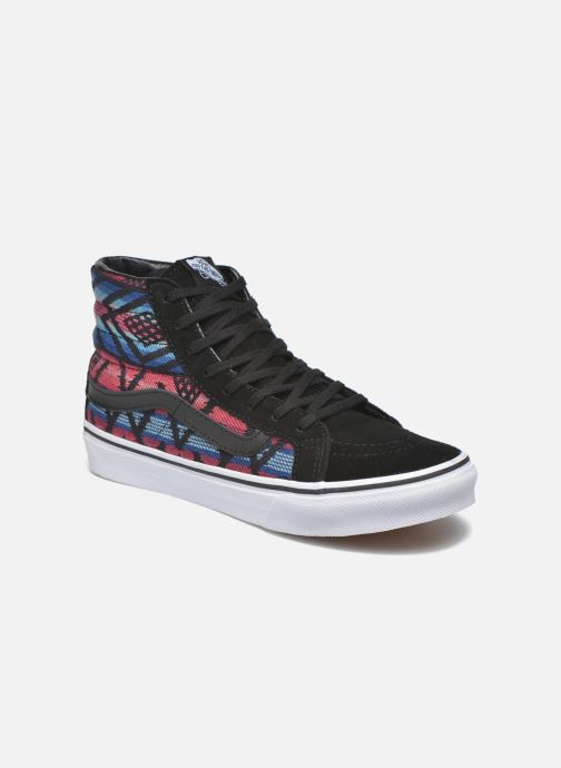 W Sarenza Slim Hi Vans Sk8 261978 multicolor Sneakers Chez q0FtPFS