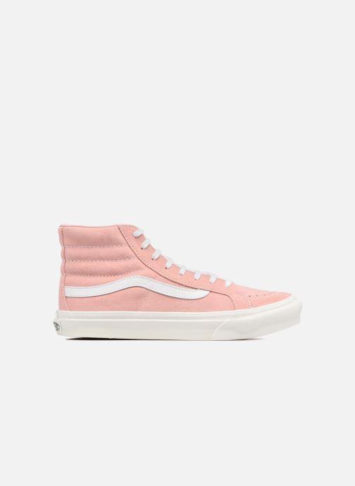 Vans Sk8-Hi Slim W W W (Bianco) - scarpe da ginnastica chez   Numeroso Nella Varietà  9237d9