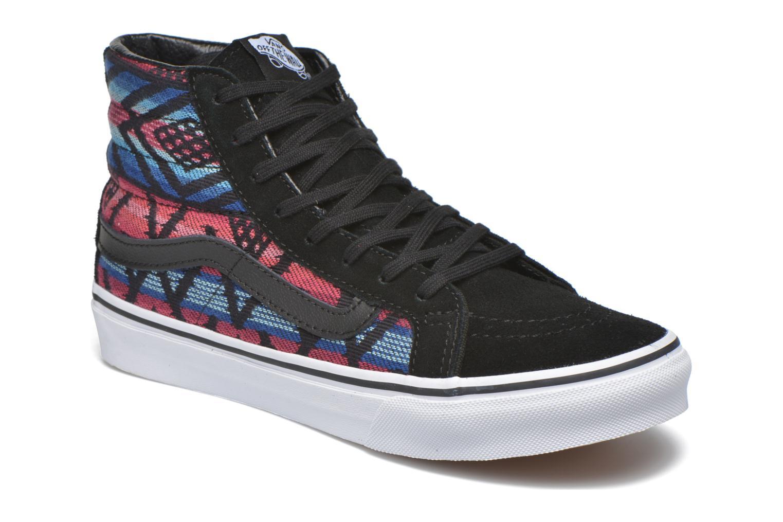 Vans Sk8-Hi Slim W (Multicolore) - Baskets en Más cómodo Dernières chaussures discount pour hommes et femmes