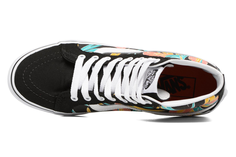 Baskets Vans Sk8-Hi Slim W Multicolore vue gauche
