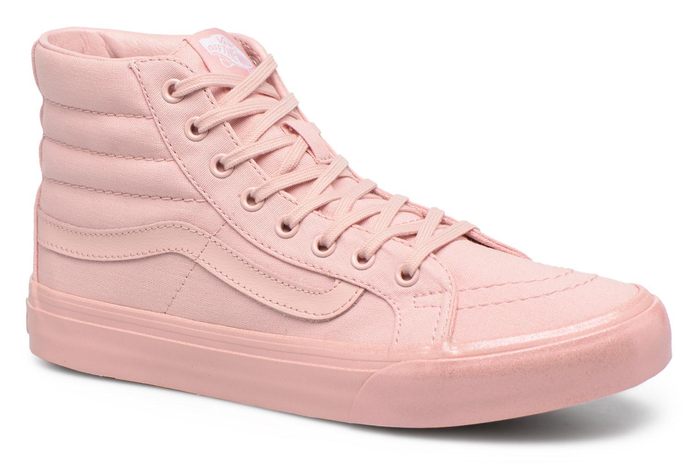 da4fea282d Vans Sk8-Hi Slim W (weiß) - Sneaker bei Sarenza.de (260633)