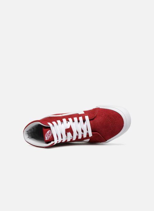 Sneakers Vans Sk8-Hi Reissue W Rood links