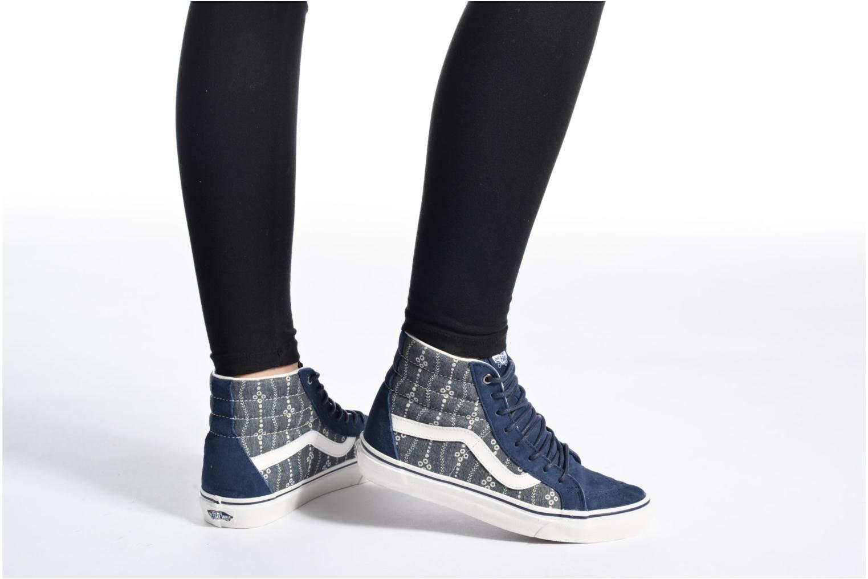 Sneakers Vans Sk8-Hi Reissue W Grijs onder