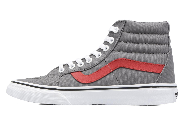 Sneakers Vans Sk8-Hi Reissue W Grijs voorkant