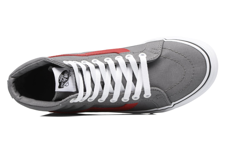 Sneakers Vans Sk8-Hi Reissue W Grijs links